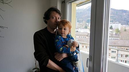 [12/22 Zurich 蘇黎世]Jonas與Stephan叔叔