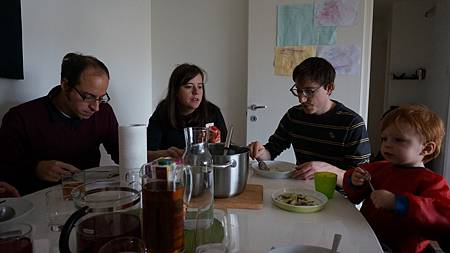 [12/22 Zurich 蘇黎世]午餐