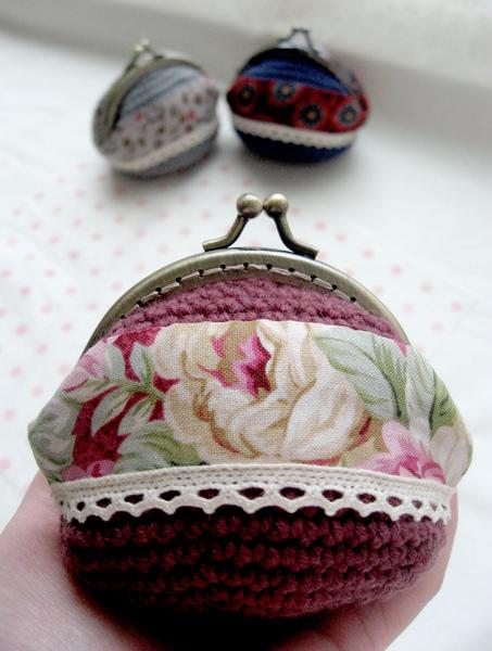 古典花兒口金包(小羊毛)-紫.jpg