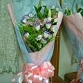 辣妹送的花