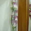 黃一師送的花