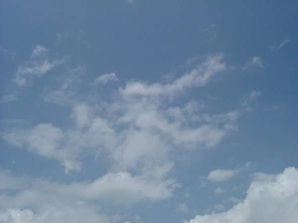 花蓮的天空