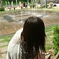 靜宜高級噴水池