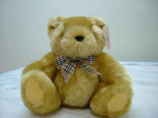 chi 送的熊熊