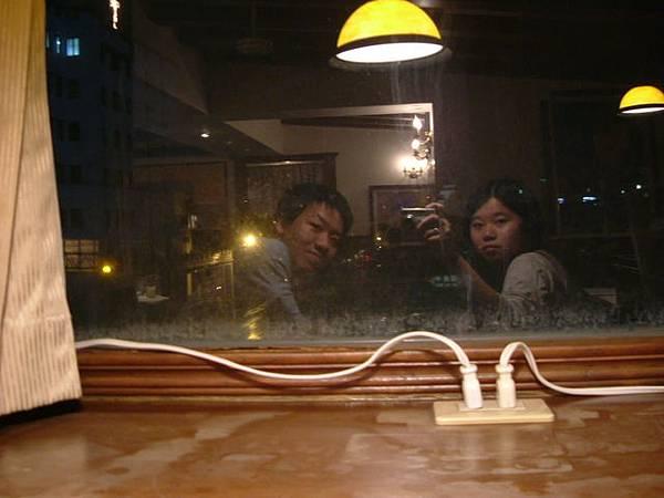 鏡中的我們