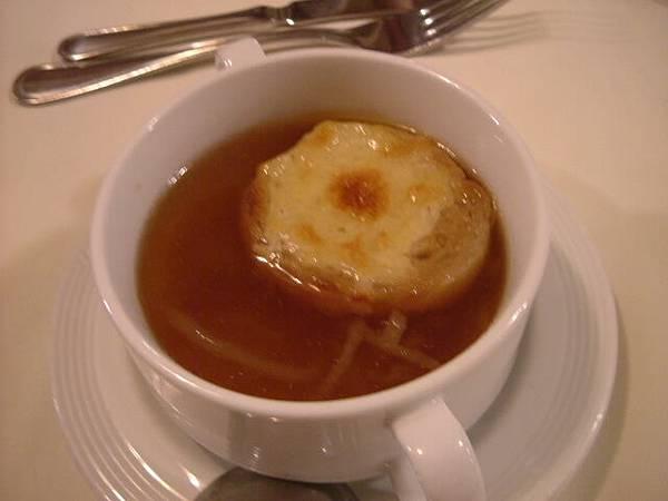 法國洋蔥清湯