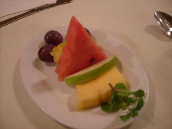 什錦水果盤