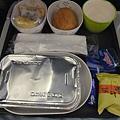 久違的飛機餐