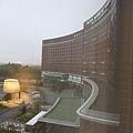 房間在飯店最左邊