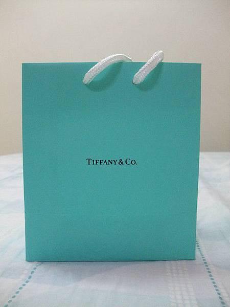 人生中第一個Tiffany