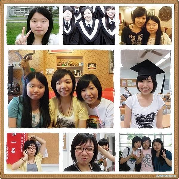 三姐妹 :)