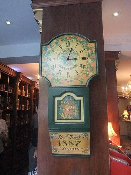 很喜歡的鐘 :)