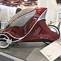 未來車的概念