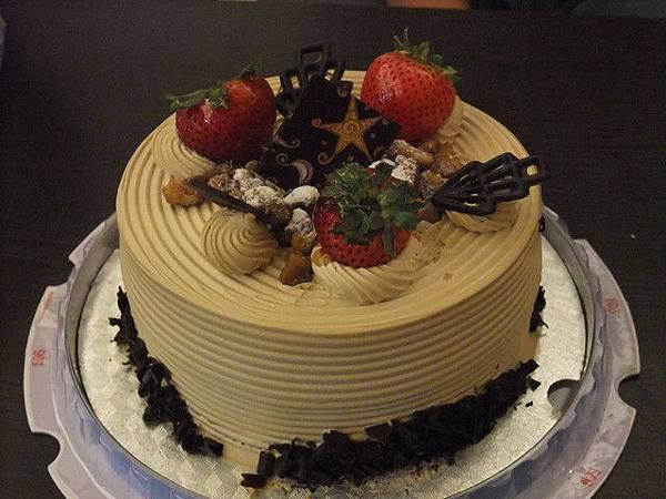 蛋糕的真面目