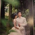 翻拍婚紗照
