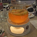 古典玫瑰園水果茶