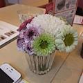 桌上的小花