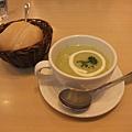 綠花椰濃湯