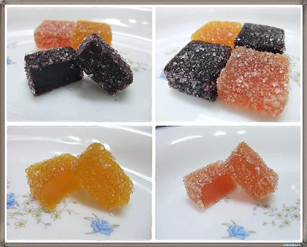 法式水果軟糖