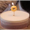 女王緞帶巧克力蛋糕