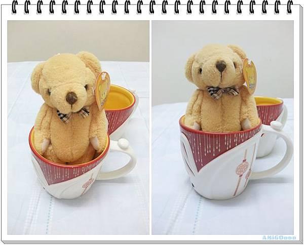 熊熊可以坐進去