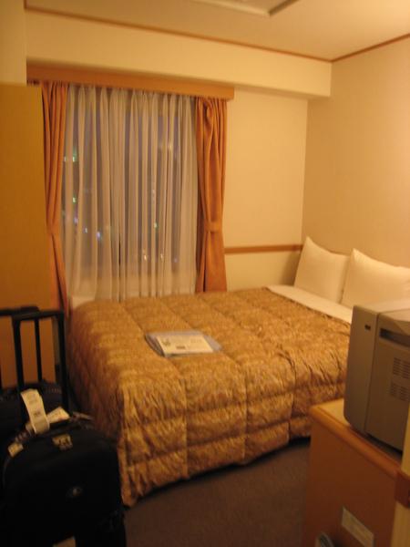 東橫INN飯店房間