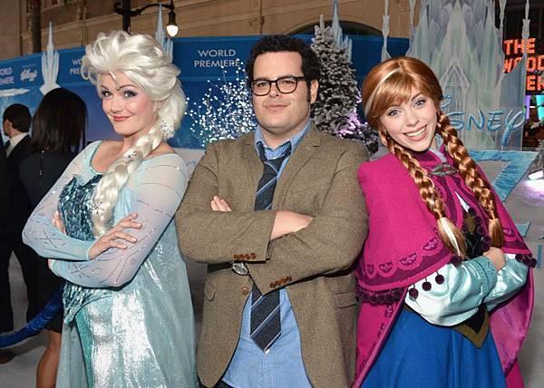 Disney's Frozen - World Premiere in Hollywood