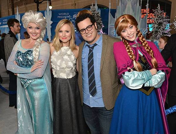 Disney's Frozen - World Premiere in Hollywood