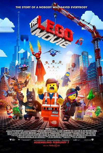 樂高玩電影 The LEGO Movie