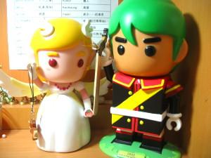 """"""" 天使&騎士 """""""