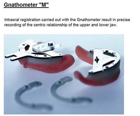 Gnathometer M