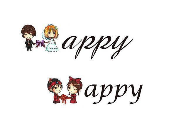 Happy繪(+字體)2