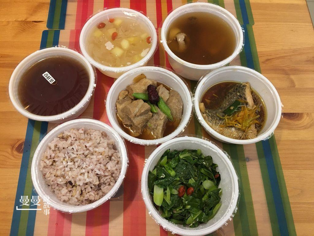 【孕期】台中健安和舜月子餐-上網預約自取試吃菜色分享