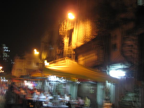 大城後巷中的人氣小吃店