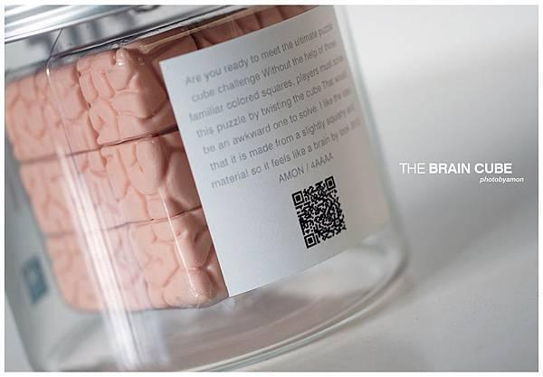 the brain cube 3