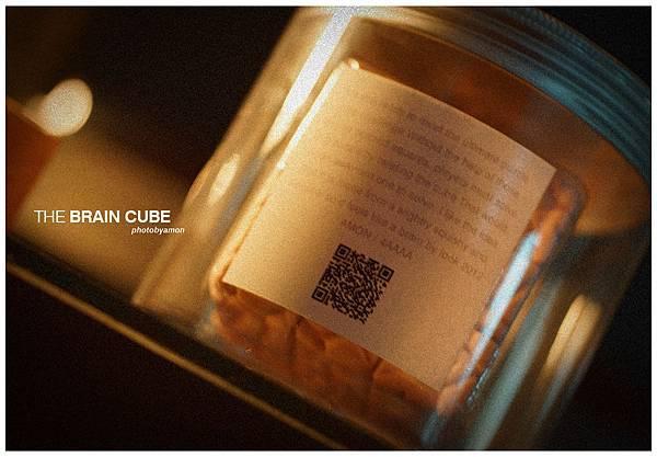 the brain cube 5