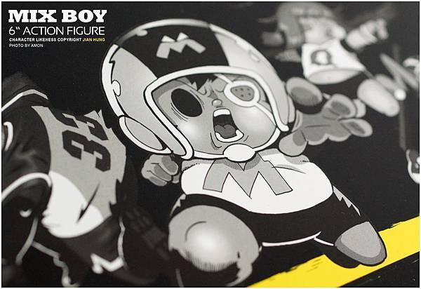 MIX BOY 1