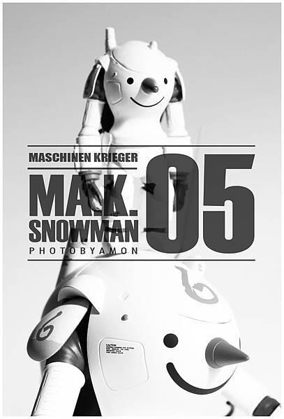 Ma.K. Snowman 1