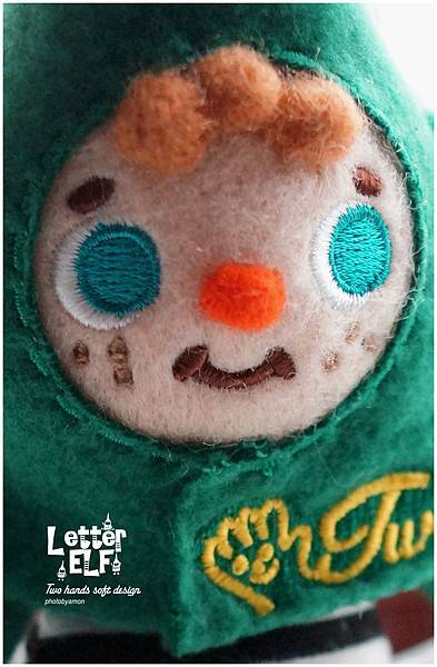 Letter elf 16