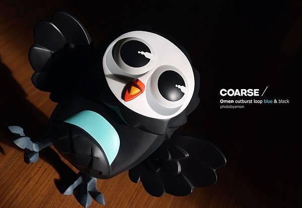 coarse Omen 7