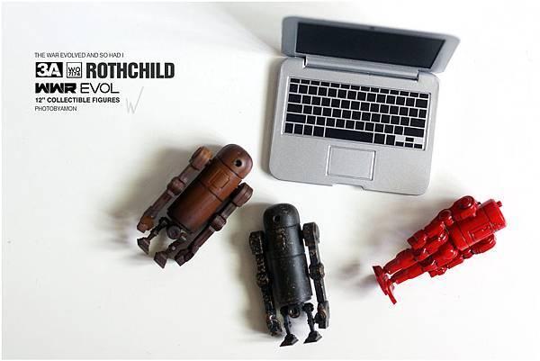 EVOL ROTHCHILD 19