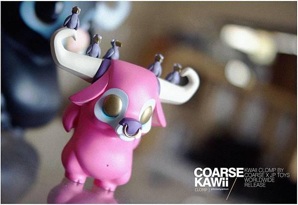 coarse KWAII 8