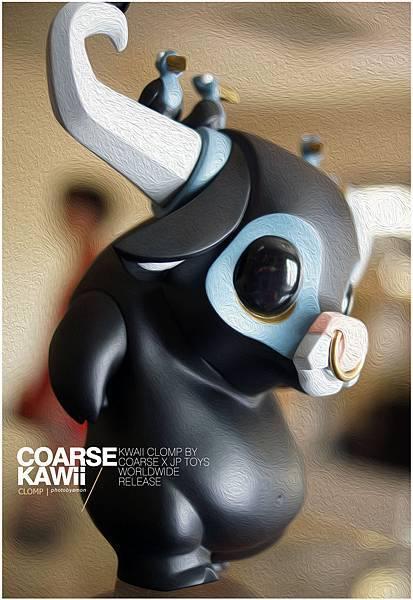 coarse KWAII 16