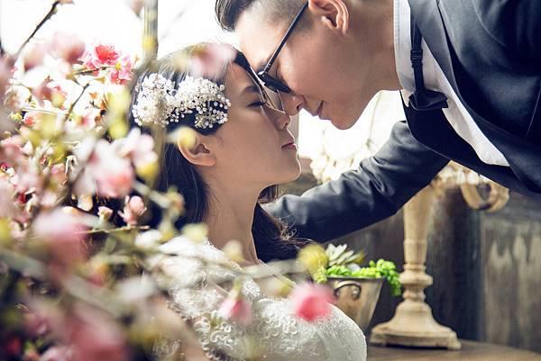 宗倫,歐風,繡球花,溫度,婚紗