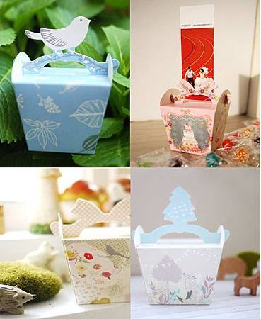 婚禮小物盒