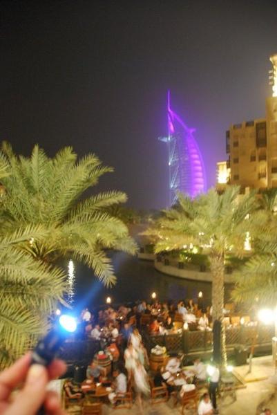 spotlight 在杜拜!