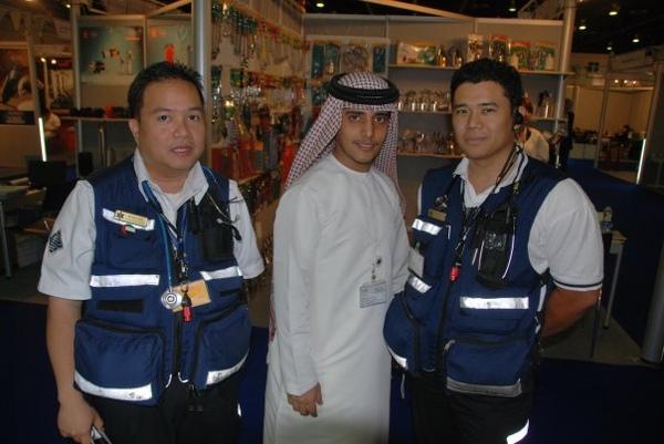 杜拜警察也愛spolight!