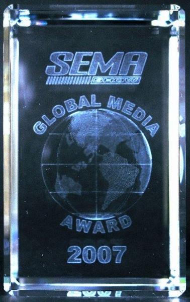 2007 SEMA Las Vegas得獎