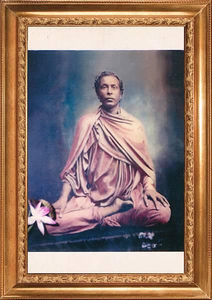 本師釋迦牟尼佛3千多年前剛出家油畫法像-框3-R001-001_48x68cm.jpg
