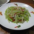 303D-3涼拌蒟蒻芹菜
